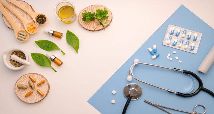 طب مدرن و سنتی