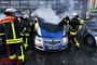 به خشونت کشیدهشدن تظاهرات در اعتراض به طرحهای ریاضتی دولت آلمان