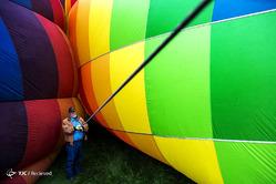 جشنواره بالن ها در نیومکزیکو