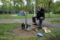 روز طبیعت - پارک لاله