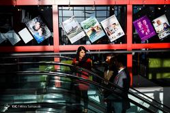 حاشیه ی دومین روز سی و چهارمین جشنواره جهانی فیلم فجر