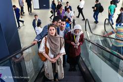 سومین روز سی و چهارمین جشنواره جهانی فیلم فجر