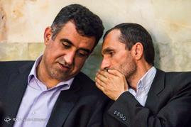 حمید بقایی معاون اجرایی محمود احمدی نژاد در دولت دهم