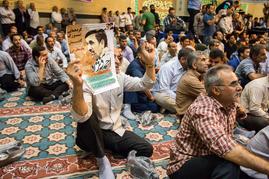 سخنرانی احمدی نژاد در شهرستان ملارد