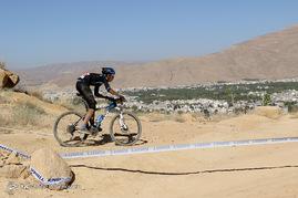 مسابقات کشوری دوچرخه سواری کوهستان در شیراز