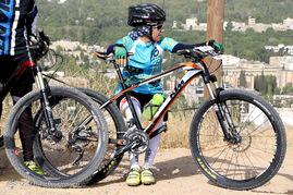 مسابقات دوچرخه سواری بانوان، قهرمانی کشور در شیراز
