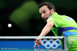 رقابتهای تنیس روی میز در مسابقات المپیک ریو