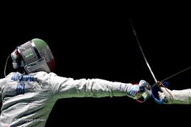رقابت های شمشیربازی اسلحه سابر در المپیک ریو 2016