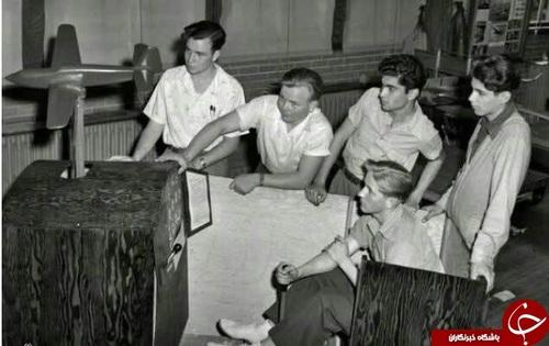 اولین شبیه سازی پرواز در سال ۱۹۴۲ میلادی
