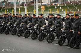 رزمایش نوروزی پلیس پایتخت