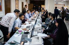 اولین روز ثبت نام داوطلبین پنجمین دوره انتخابات شورای اسلامی شهر