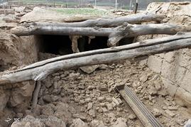 زلزله ۶ ربشتری روستای دو قلعه در شهرستان فریمان