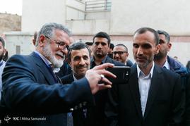 کنفرانس خبری محمود احمدینژاد