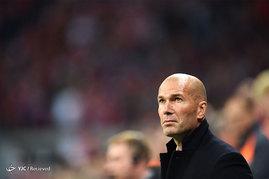 دیدار تیمهای فوتبال بایرن مونیخ و رئال مادرید