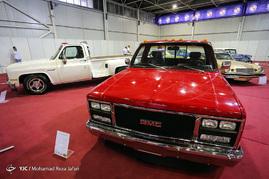 نمایشگاه خودروهای آفرود،کلاسیک و موتورسیکلت - اصفهان