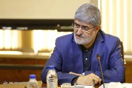 دیدار اعضای بنیاد حکمت مطهر با رییس رسانه ملی