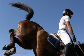 مسابقات کشوری پرش با اسب جام کرامت ارمغان آسیا - قم