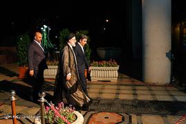 پشت صحنه گفتگوی ویژه خبری با حضور ابراهیم رئیسى نامزد انتخابات ریاست جمهوری