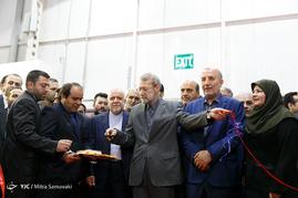 افتتاحیه بیست و دومین نمایشگاه بین المللی نفت، گاز و پتروشیمی