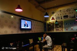 پخش زنده سومین مناظره نامزدهای انتخابات ریاست جمهوری در سطح شهر