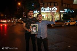 آخرین شب تبلیغات انتخابات ریاست جمهوری - مشهد