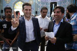 نقطه وصل مردم و نظام - حسینیه ارشاد