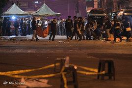 انفجار انتحاری در جاکارتا