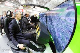نمایشگاه بین المللی صنعت هلیکوپتر در روسیه