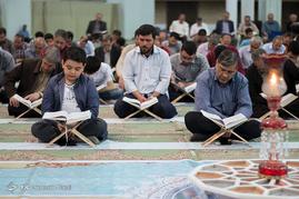 جزءخوانی قرآن کریم - تبریز