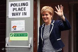 آغاز رای گیری انتخابات پارلمانی انگلیس