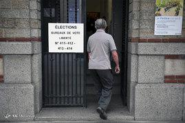 آغاز دور نخست انتخابات پارلمانی فرانسه