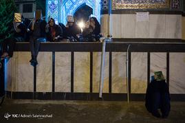 مراسم احیا شب بیست و یکم ماه رمضان - لنگرود