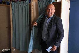 آغاز دور دوم انتخابات پارلمانی فرانسه