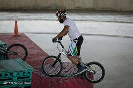 مسابقه رنکینگ دوچرخه سواری تریال استان اسان رضوی