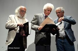افتتاح نمایشگاه پرویز تناولی و شیرهای ایرانی در موزه هنرهای معاصر