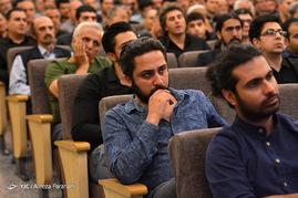 مراسم ختم زنده یاد ناصر فرهودی در مسجد جامع شهرک غرب