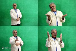 حضور سید اقبال واحدی در باشگاه خبرنگاران جوان