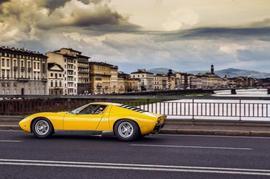 1970 Lamborghini Miura