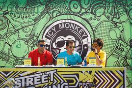 فینال مسابقات شیرجه خیابانی