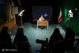حضور مهدی چمران در باشگاه خبرنگاران جوان