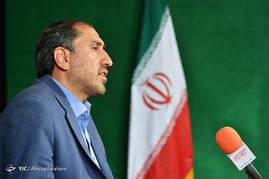 حضور محمد پرورش مدیرعامل شركت آب و فاضلاب استان تهران در باشگاه خبرنگاران جوان