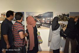 افتتاح نمایشگاه عکس موصل از جنگ تا زندگی در خانه هنرمندان