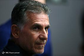 نشست خبری کارلوس کیروش پیش از دیدار تیم های ملی فوتبال ایران و سوریه