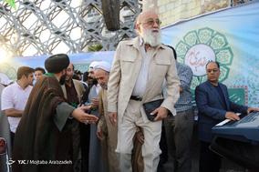 برگزاری جشن بزرگ عید غدیر در میدان امام حسین(ع)
