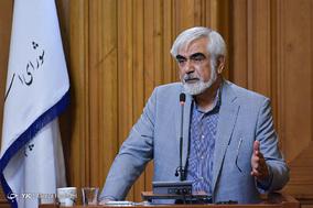 هفتمین جلسه شورای پنجم شهر تهران