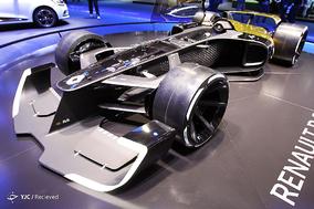 نمایشگاه خودرو در فرانکفورت آلمان