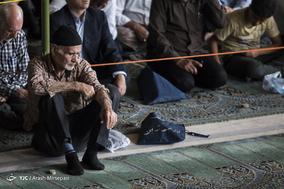 نماز جمعه تهران به امامت آیت الله احمد خاتمی