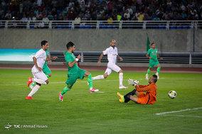 دیدار تیم های منتخب مشهد و منتخب کربلا در ورزشگاه امام رضا (ع) مشهد
