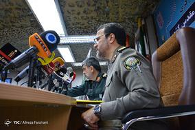 نشست خبری رئیس ستاد بزرگداشت هفته دفاع مقدس