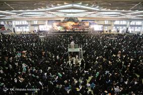 مراسم شیرخوارگان حسینی در مصلای تهران(2)